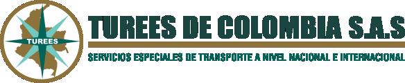 logo Turees de Colombia